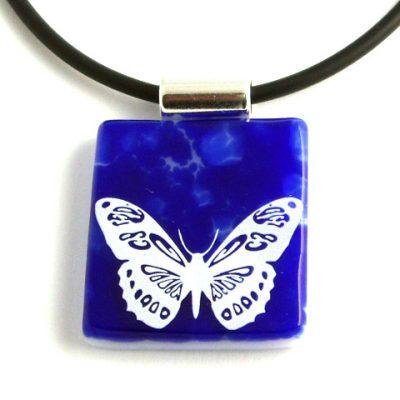 Cobalt Butterfly