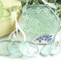 Snowflake Ornaments 2014