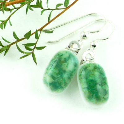 Green Crush Earrings