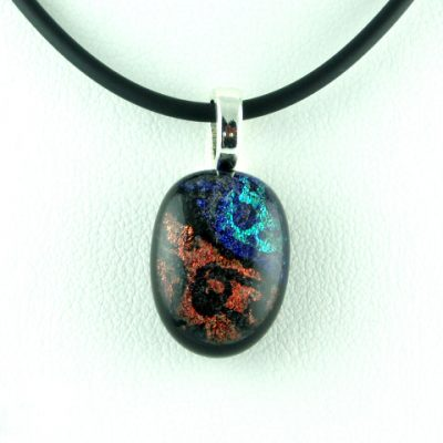 Scribe, Dichroic Small Oval I