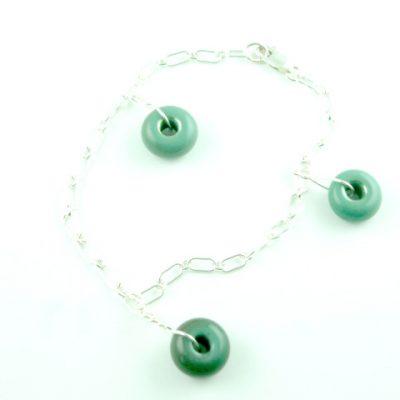 Charm Bracelet, Jade