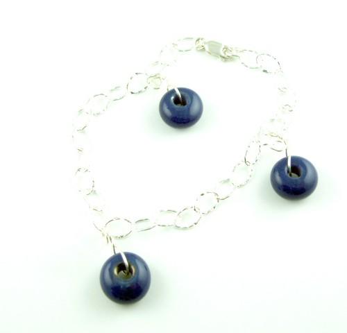 Charm Bracelet, Lapis
