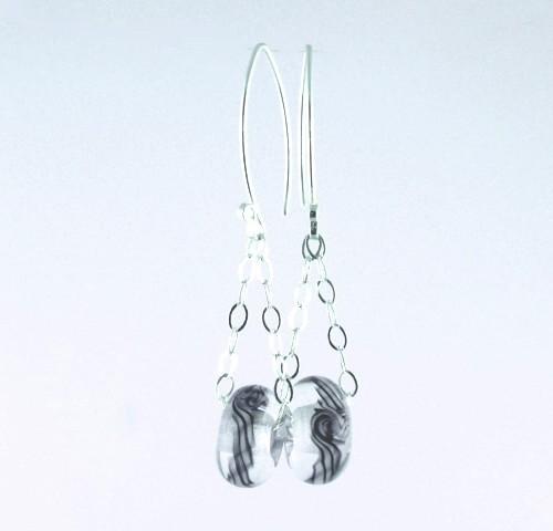 Charm Earrings, Twists