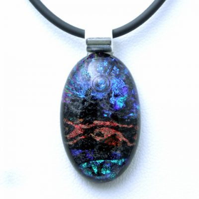 Scribe Dichroic Oval I