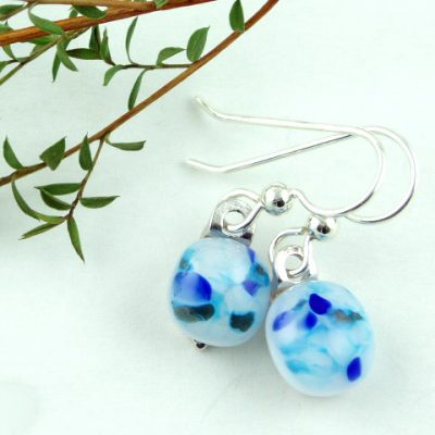 Blue Crush Earrings I