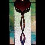 Celtic Heart, door installation