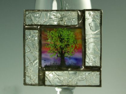 Stained Glass Mini Windows