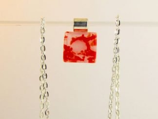 Glass Jewelry Designed by Artist Michelle Copeland at ThistleGlass.com