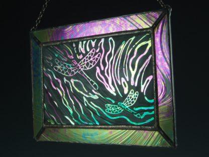 Lg. Dragonfly Mini Window