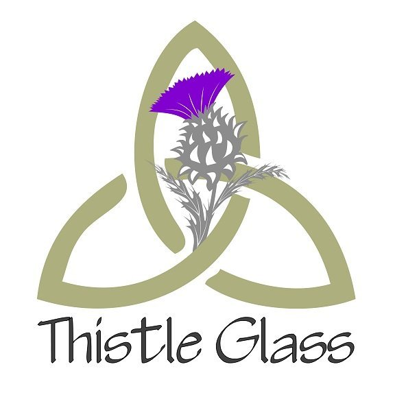 Thistle Glass - Artist Michelle Copeland