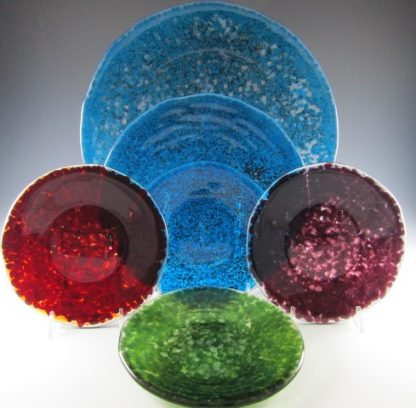Home Nestables, Gem Collection - Designed by Artist Michelle Copeland at ThistleGlass.com
