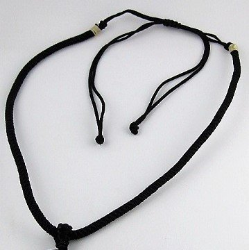Adjustable Necklace Cord used by ThistleGlass.com